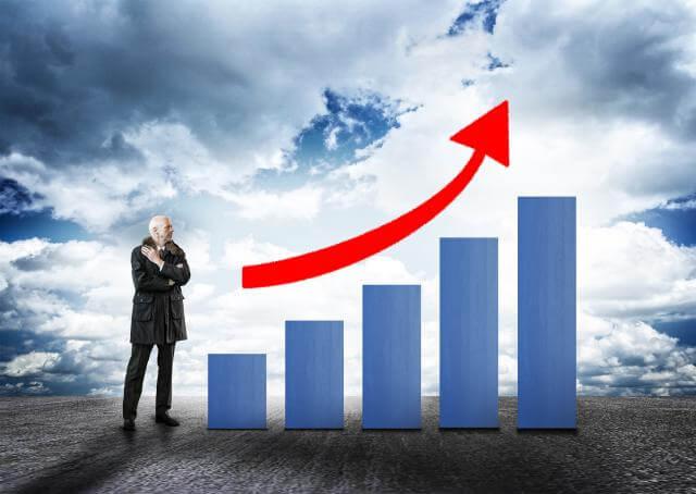 Wykres kolumnowy - jak pokazać dynamikę zmian