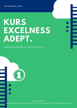 Kursy Excel online - Kurs Excelness Adept