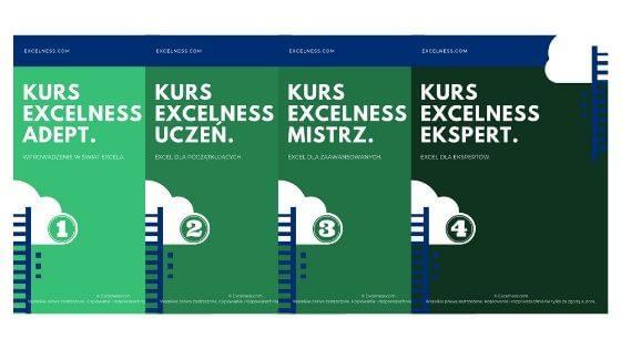 Kursy Excel online - Kursy Excelness